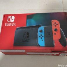 Videojuegos y Consolas Nintendo Switch: CAJA VACÍA PARA NINTENDO SWICHT. Lote 254441140