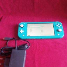 Videojuegos y Consolas Nintendo Switch: CONSOLA NINTENDO SWITCH FUNCIONA CON CARGADOR. Lote 254789320