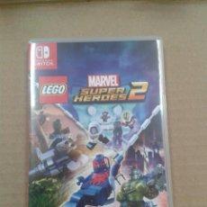 Videojuegos y Consolas Nintendo Switch: LEGO MARVEL SUPER HEROES 2. NINTENDO SWITCH. Lote 257714855