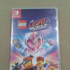 Videojuegos y Consolas Nintendo Switch: LA LEGO PELICULA 2: EL VIDEOJUEGO. SWITCH. Lote 258860410
