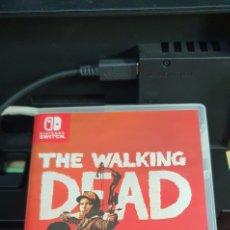 Videojuegos y Consolas Nintendo Switch: NINTENDO SWITCH THE WALKING DEAD THE FINAL SEASON. Lote 259041845