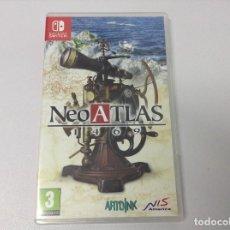 Videojuegos y Consolas Nintendo Switch: NEO ATLAS 1469. Lote 260092840