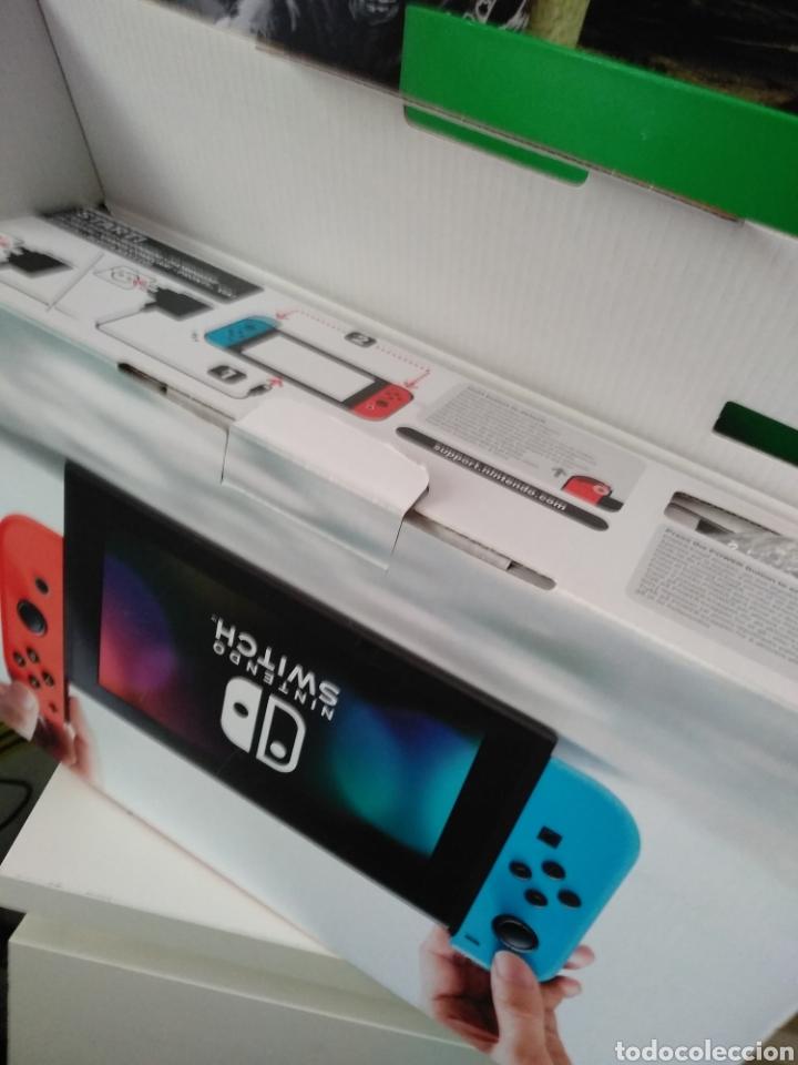 Videojuegos y Consolas Nintendo Switch: Caja NINTENDO SWITCH - Foto 2 - 260546875
