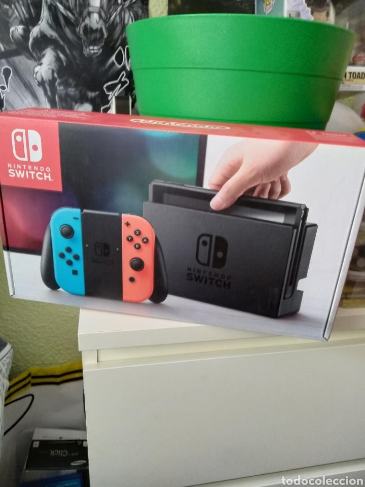 CAJA NINTENDO SWITCH (Juguetes - Videojuegos y Consolas - Nintendo - Switch)