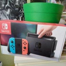 Videojuegos y Consolas Nintendo Switch: CAJA NINTENDO SWITCH. Lote 260546875