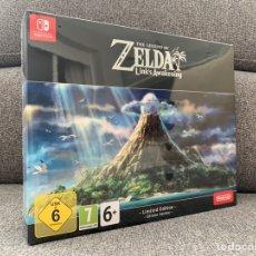 Videojuegos y Consolas Nintendo Switch: ZELDA LINK'S AWAKENING EDICIÓN LIMITADA PRECINTADO. Lote 262447895