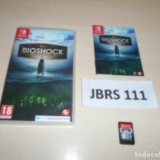 Videojuegos y Consolas Nintendo Switch: SWITCH - BIOSHOCK - THE COLLECTION , PAL ESPAÑOL , COMPLETO. Lote 262458170