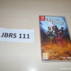 Videojuegos y Consolas Nintendo Switch: SWITCH - THE BOOK OF UNWRITTEN TALES 2 , PAL ESPAÑOL , PRECINTADO. Lote 262458630