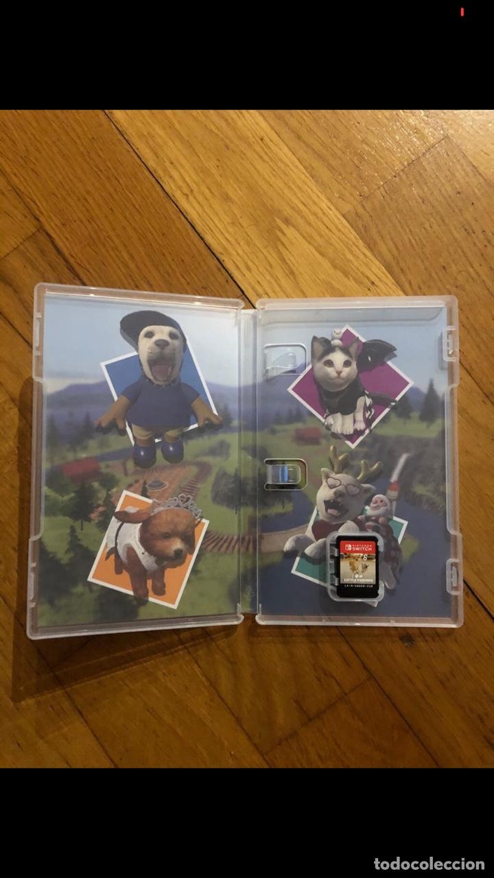 Videojuegos y Consolas Nintendo Switch: JUEGO LITTLE FRIENDS SWITCH - Foto 3 - 262971785