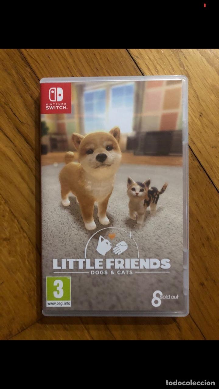 JUEGO LITTLE FRIENDS SWITCH (Juguetes - Videojuegos y Consolas - Nintendo - Switch)