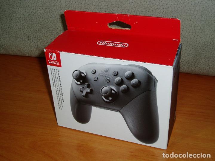 CAJA VACIA MANDO NINTENDO SWITCH PRO CONTROLLER (Juguetes - Videojuegos y Consolas - Nintendo - Switch)