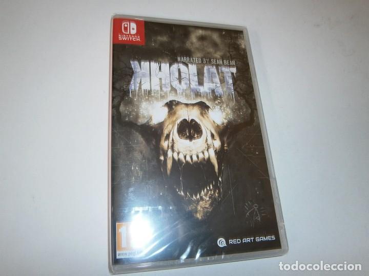 KHOLAT NINTENDO SWITCH PAL ESPAÑA NUEVO PRECINTADO (Juguetes - Videojuegos y Consolas - Nintendo - Switch)