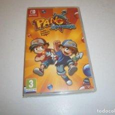 Videojuegos y Consolas Nintendo Switch: PANG ADVENTURES BUSTER EDITION NINTENDO SWITCH PAL ESPAÑA NUEVO PRECINTADO. Lote 266150258