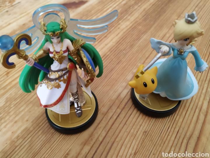 LOTE AMIIBO NINTENDO (Juguetes - Videojuegos y Consolas - Nintendo - Switch)