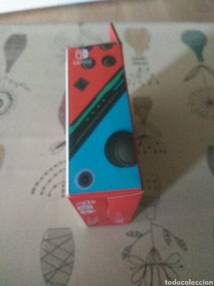 Videojuegos y Consolas Nintendo Switch: CAJA VACIA Joy-con Nintendo Switch rojo y azul - Foto 3 - 266444958