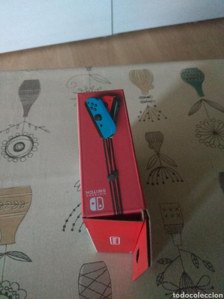 Videojuegos y Consolas Nintendo Switch: CAJA VACIA Joy-con Nintendo Switch rojo y azul - Foto 4 - 266444958
