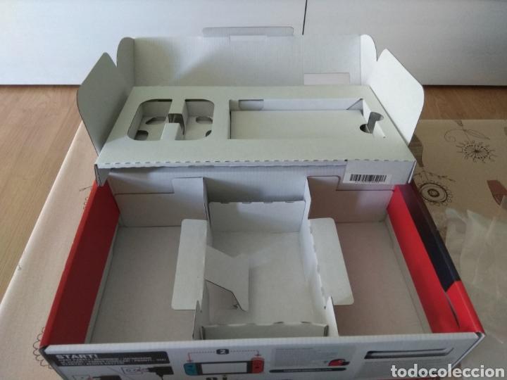 Videojuegos y Consolas Nintendo Switch: CAJA, INTERIOR Y BOLSAS Nintendo Switch - Foto 5 - 267104119
