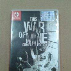 Videojuegos y Consolas Nintendo Switch: THIS WAR OF MINE - NINTENDO SWITCH. Lote 267269649