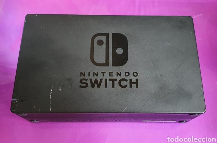 Videojuegos y Consolas Nintendo Switch: BASE PARA NINTENDO SWITCH DOCK ORIGINAL COMPATIBLE CON HDMI TV STATION DE CARGA - Foto 2 - 268717099