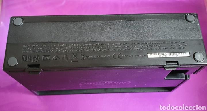 Videojuegos y Consolas Nintendo Switch: BASE PARA NINTENDO SWITCH DOCK ORIGINAL COMPATIBLE CON HDMI TV STATION DE CARGA - Foto 3 - 268717099