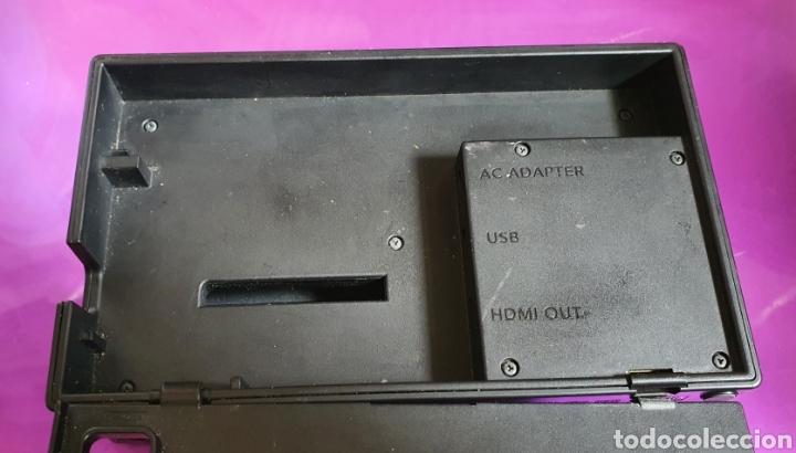 Videojuegos y Consolas Nintendo Switch: BASE PARA NINTENDO SWITCH DOCK ORIGINAL COMPATIBLE CON HDMI TV STATION DE CARGA - Foto 5 - 268717099