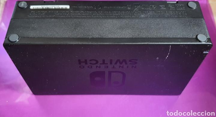 Videojuegos y Consolas Nintendo Switch: BASE PARA NINTENDO SWITCH DOCK ORIGINAL COMPATIBLE CON HDMI TV STATION DE CARGA - Foto 8 - 268717099