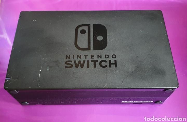 BASE PARA NINTENDO SWITCH DOCK ORIGINAL COMPATIBLE CON HDMI TV STATION DE CARGA (Juguetes - Videojuegos y Consolas - Nintendo - Switch)