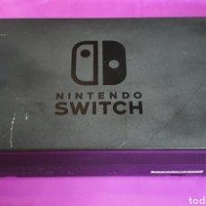 Videojuegos y Consolas Nintendo Switch: BASE PARA NINTENDO SWITCH DOCK ORIGINAL COMPATIBLE CON HDMI TV STATION DE CARGA. Lote 268717099