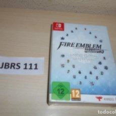 Videojuegos y Consolas Nintendo Switch: SWITCH - FIRE EMBLEM WARRIORS - LIMITED EDITION , PAL ESPAÑOL , PRECINTADO. Lote 270674033