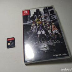 Videojuegos y Consolas Nintendo Switch: THE WORLD ENDS WITH YOU : FINAL REMIX ( NINTENDO SWITCH -PAL - ESPAÑA). Lote 271104158