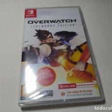 Videojuegos y Consolas Nintendo Switch: OVERWATCH LEGENDARY EDITION ( PRECINTADO) ( NINTENDO SWITCH -PAL - ESPAÑA). Lote 271104203