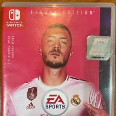 Videogiochi e Consoli: JUEGO FIFA 20 NINTENDO SWITCH. Lote 271435488