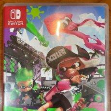 Videojuegos y Consolas Nintendo Switch: JUEGO SPLATOON 2 NINTENDO SWITCH. Lote 271436568