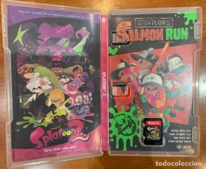 Videojuegos y Consolas Nintendo Switch: JUEGO SPLATOON 2 NINTENDO SWITCH - Foto 2 - 271436568