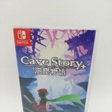 Videojuegos y Consolas Nintendo Switch: CAVE STORY + NINTENDO SWITCH. Lote 271949583