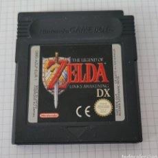 Videojuegos y Consolas Nintendo Switch: THE LEGEND OF ZELDA LINKS AWAKENING DX ORIGINAL. Lote 273288038