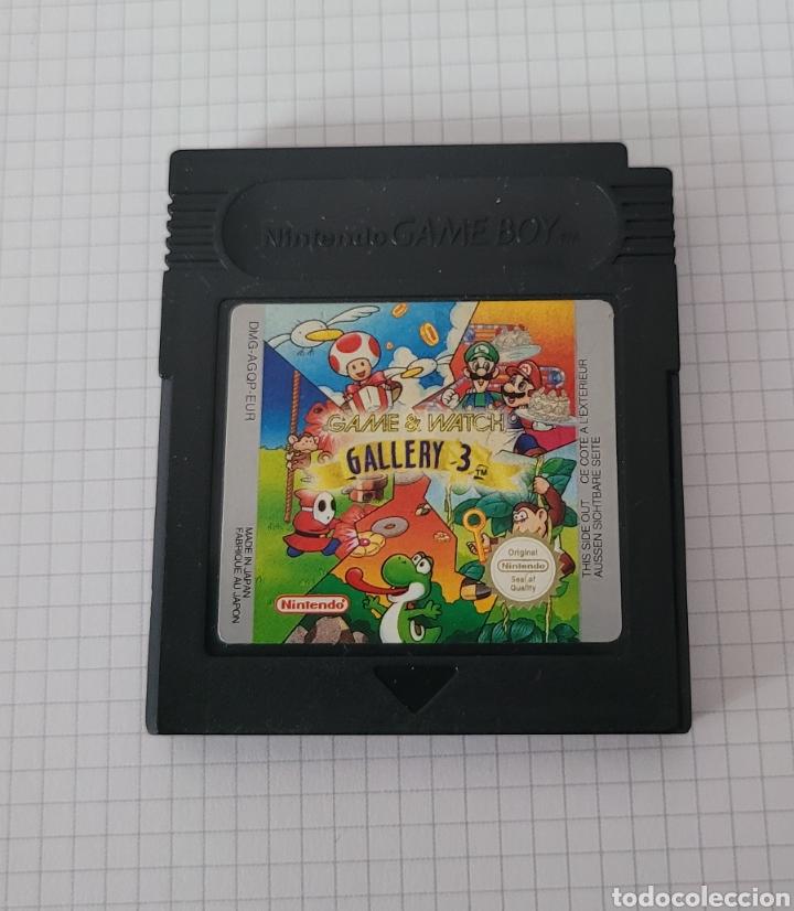 GAME & WATCH GALLERY 3 PAL EUR (Juguetes - Videojuegos y Consolas - Nintendo - Switch)