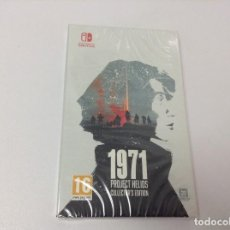 Videojuegos y Consolas Nintendo Switch: 1971 PROJECT HELIOS COLLECTOR'S EDITION. Lote 274207993