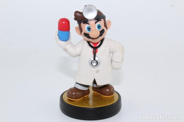 NINTENDO AMIIBO SUPER SMASH BROS COLLECTION SUPER MARIO BROS DR. DOCTOR NVL-001 (Juguetes - Videojuegos y Consolas - Nintendo - Switch)