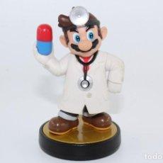 Videojuegos y Consolas Nintendo Switch: NINTENDO AMIIBO SUPER SMASH BROS COLLECTION SUPER MARIO BROS DR. DOCTOR NVL-001. Lote 276574773