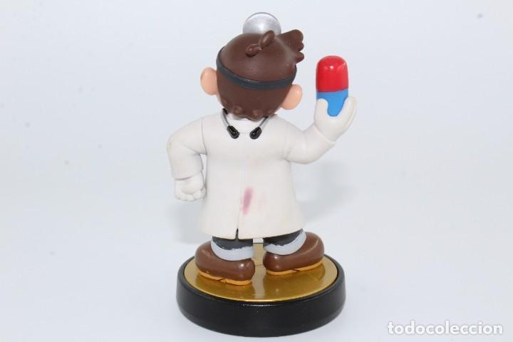 Videojuegos y Consolas Nintendo Switch: NINTENDO AMIIBO SUPER SMASH BROS COLLECTION SUPER MARIO BROS DR. DOCTOR NVL-001 - Foto 2 - 276574773