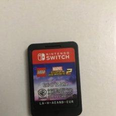 Videojuegos y Consolas Nintendo Switch: JUEGO DE NINTENDO SWITCH MARVEL SÚPER HÉROES 2 LEGO. Lote 277652223