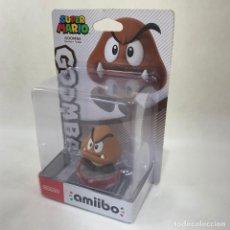 Videojuegos y Consolas Nintendo Switch: NINTENDO AMIIBO - GOOMBA - SUPER MARIO - NUEVO SIN ABRIR. Lote 278167293