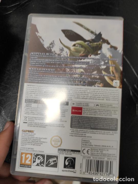 Videojuegos y Consolas Nintendo Switch: Monster Hunter Rise - Nintendo Switch - - Foto 2 - 278186958