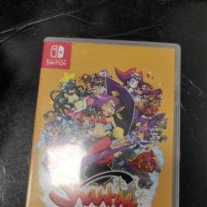 Videojuegos y Consolas Nintendo Switch: SHANTAE: HALF-GENIE HERO – ULTIMATE DAY ONE NINTENDO SWITCH. Lote 278187393