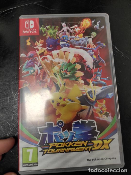POKKÉN TOURNAMENT DX - NINTENDO SWITCH (Juguetes - Videojuegos y Consolas - Nintendo - Switch)