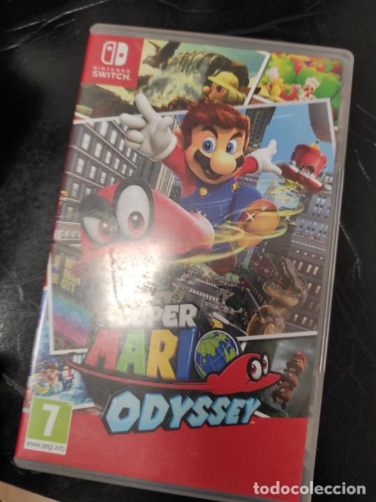 SUPER MARIO ODYSSEY - NINTENDO SWITCH (Juguetes - Videojuegos y Consolas - Nintendo - Switch)