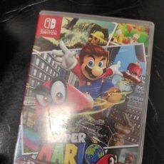 Videojuegos y Consolas Nintendo Switch: SUPER MARIO ODYSSEY - NINTENDO SWITCH. Lote 278187608