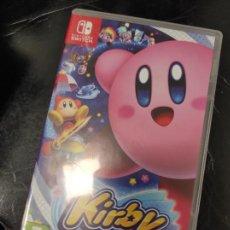 Videojuegos y Consolas Nintendo Switch: KIRBY STAR ALLIES – NINTENDO SWITCH. Lote 278188118