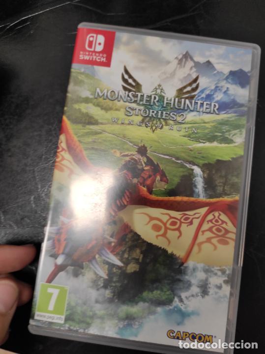 MONSTER HUNTER STORIES 2 – NINTENDO SWITCH (Juguetes - Videojuegos y Consolas - Nintendo - Switch)